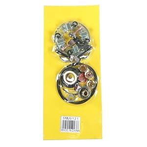 DB Electrical SMU9121 Starter (Repair Kit Kawasaki Atv Klt250 Prarie Klf300 Bayou 83 84 85 86 87 88)
