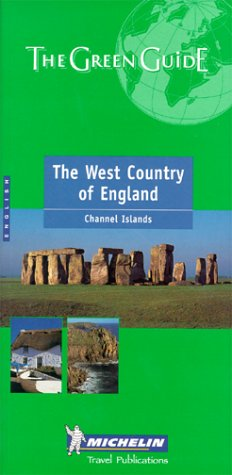 Michelin THE GREEN GUIDE West Country of England/Channel Islands, 5e (THE GREEN GUIDE)