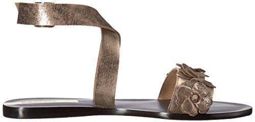 Maragogi Cutwork Flower Taupe Sandal KAANAS Women's xvTqYwqA