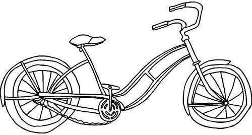 Azeeda A8 Bicicleta de Pedales Sello de Goma (Desmontado ...