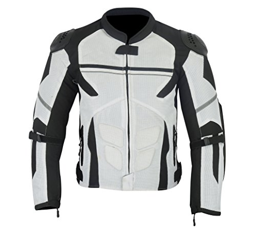 XL MOTORCYCLE LEATHER JACKET FOR MEN WITH ARMOR BIKERS RIDING PROTECTIVE ARMORED VINTAGE DISTRESSED JACKET BROWN DC-4092