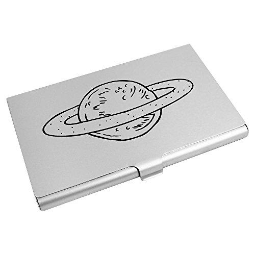 Azeeda Azeeda CH00005926 Card Wallet Holder Business 'Saturn' Credit Card 'Saturn' aaxOzr