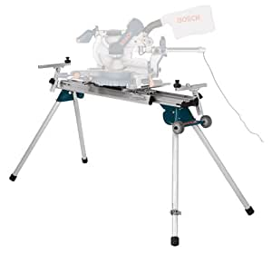 Bosch TracRac T3B Portable Miter Saw Stand