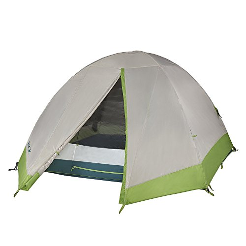 消費者付添人舗装するKelty Outback Tent (4 Person) Grey [並行輸入品]