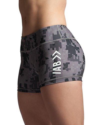 Shorts Spandex Camouflage (Yoga Shorts - 3