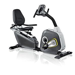 Kettler Heimtrainer Axos Cycle R, Grau/Gelb, 07986-897