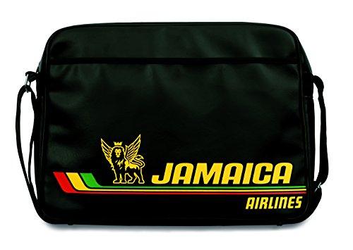Jamaica Airline Retro Bag - Messenger Bag