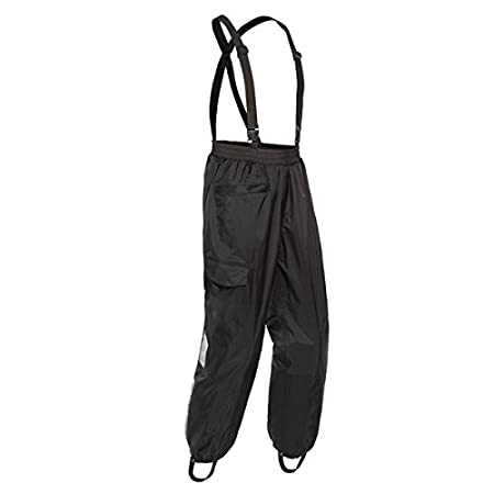 Tourmaster Elite 3 Rain Pants (MEDIUM) (BLACK)