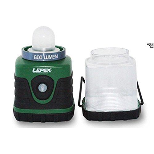LEPEX Optima LED Camping Lantern Lamp 600 Lumen LPL-9708 by SSGSSK (Image #2)