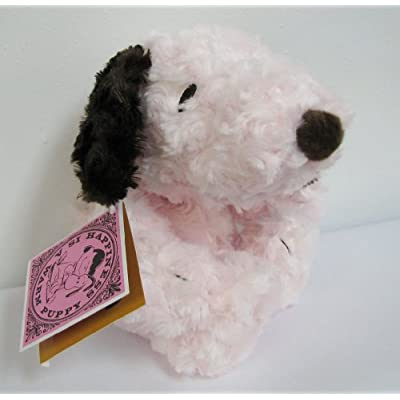 Pink Snoopy Hallmark Plush PAJ1128: Office Products