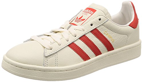 chalkwhite Bianco White cream Campus Sneaker Adidas bold Uomo Orange qWA4cc7S