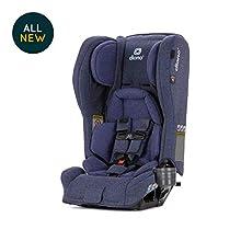 Diono Rainier 2AXT All-in-One Convertible Car Seat, Blue