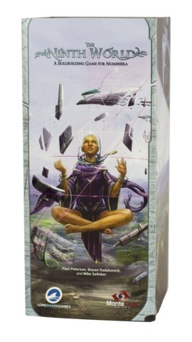 Ninth World, The - A Skillbuilding Game for Numenera w/2 Promo Cards SW - World Promo Card