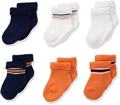 Gerber Baby Boys 6 Pair Socks
