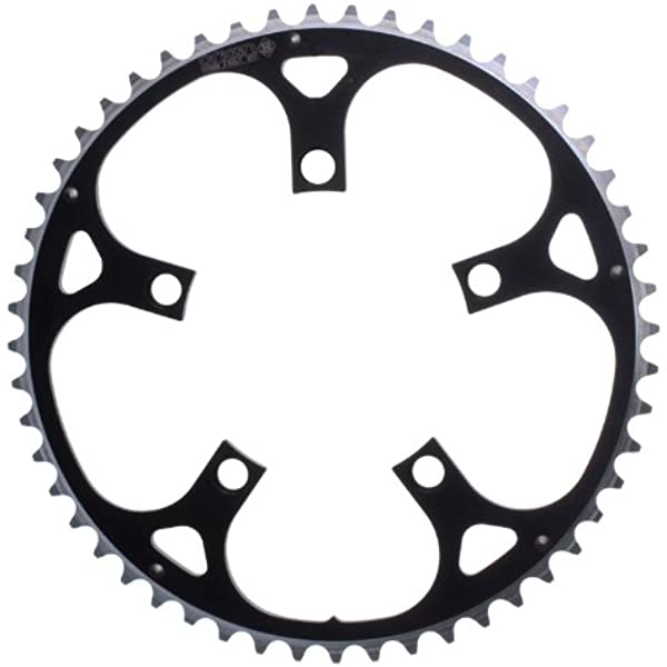 New Origin 8 Holdfast Oval 1X 5-Bolt Bicycle Chainring 42 Teeth 110mm Bcd