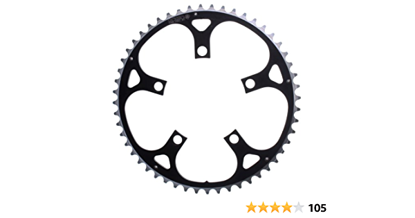 Origin-8 Alloy Blade Chainrings Chainring Or8 110mm 36t Aly Sil