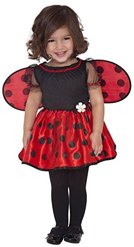 Costumes USA Little Ladybug - 12M-24M ()