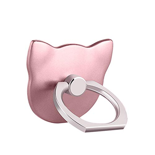 Hot Sale!UMFun 2 Pcs Metal Ring Stand Universal