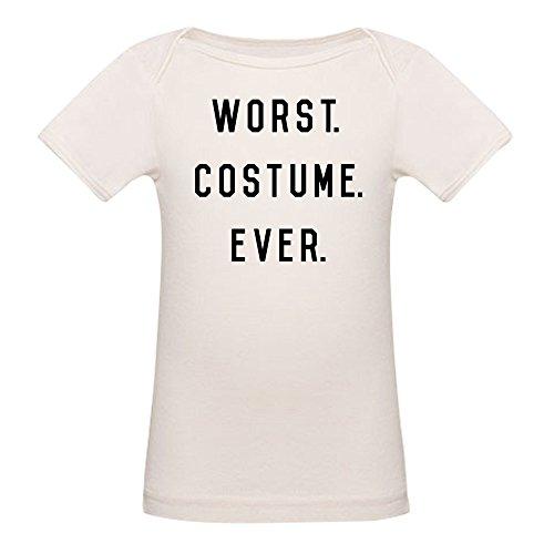 CafePress - Worst Costume Ever - Organic Cotton Baby -