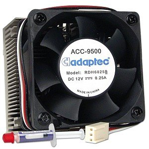 (Adaptec Socket A/370 Heat Sink and Fan (ACC-9500))