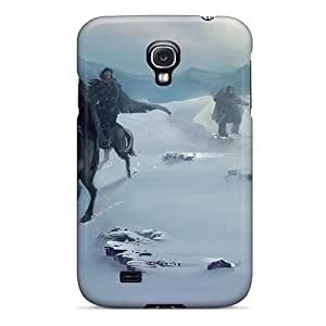 New Arrival Game Of Thrones - Nights Watch Patrol GjW381WZrn Case Cover/ S4 Galaxy Case