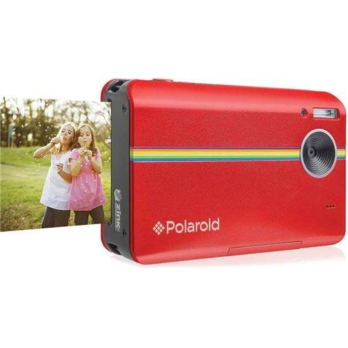 Polaroid Z2300 10.0 MP Digital Camera - Red Unuse New