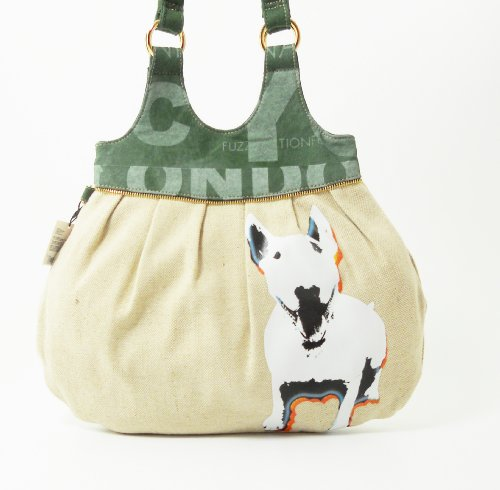 Fuzzy Nation – iuta – Borsa/shopper – Bull terrier