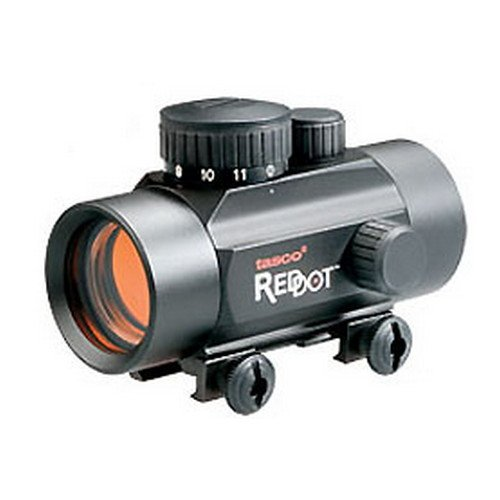 Tasco .22 Rimfire 1x30mm 5 MOA Red Dot Riflescope