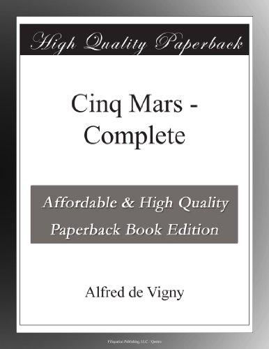 Cinq Mars - Complete
