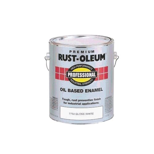 RUST-OLEUM K7744-402 Professional Gallon Safety Yellow Enamel Paint