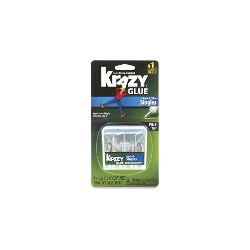 Krazy Glue KG82048SN Home & Office Super