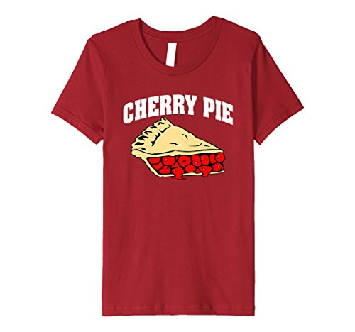 Kids Cherry Pie T-shirt Easy Group Halloween Costume Idea 6 (Easy Group Costumes Ideas)