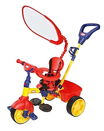Amazon.com: Little Tikes 3 in 1 Trike Red (Discontinued by ...