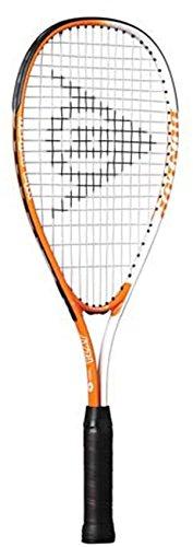 Dunlop Racquet Sports Kids Starter Players Match Play Mini Squash Racket Orange by Sportsgear US