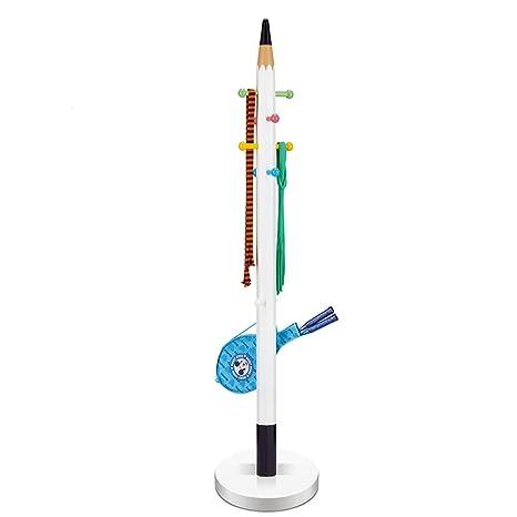 CZ-wyf Perchero Independiente Diseño de lápiz de Madera ...