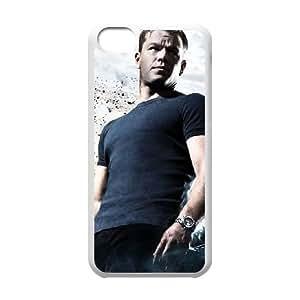 iPhone 5c Cell Phone Case White The Bourne Ultimatum M2370648