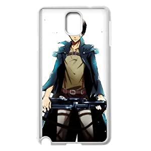 Attack On Titan Samsung Galaxy Note 3 Cell Phone Case White Fantistics gift A_011439