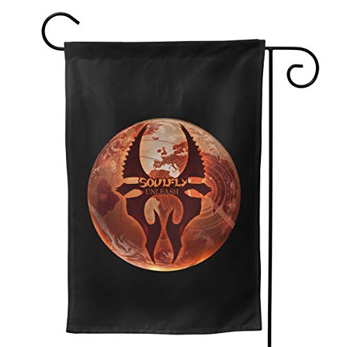- LIKUNMIN Soulfly Seasonal Garden Flags 27