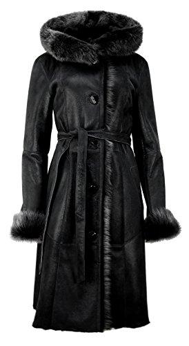 Cintré Femme Noir Manteau Dx exclusive Wear 6Cqffw