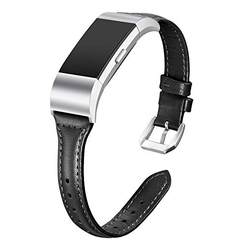 Best fitbit charge 2 small band leather to buy in 2019