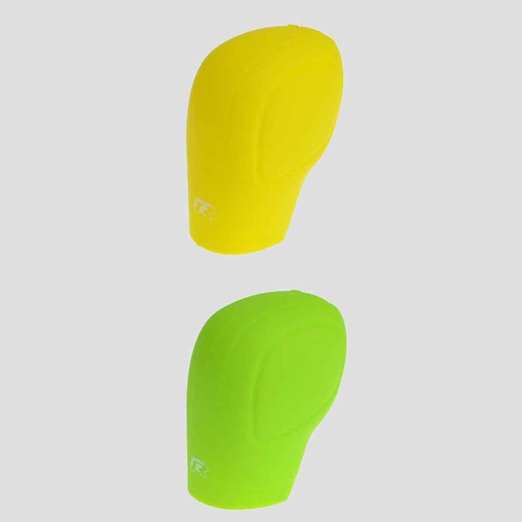 Nero Punch del silicone di disegno Automobile auto della manopola del cambio della copertura della protezione per Volkswagen New Magotan Sagitar Passat