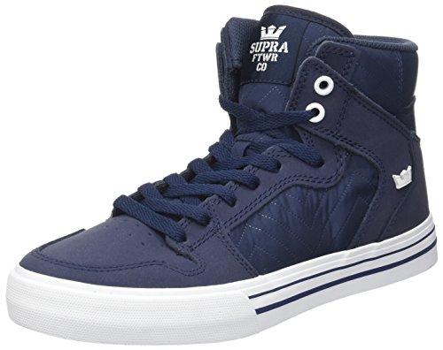 Supra Altas Blau 08203 white Zapatillas Midnight Hombre rZqr1Ew