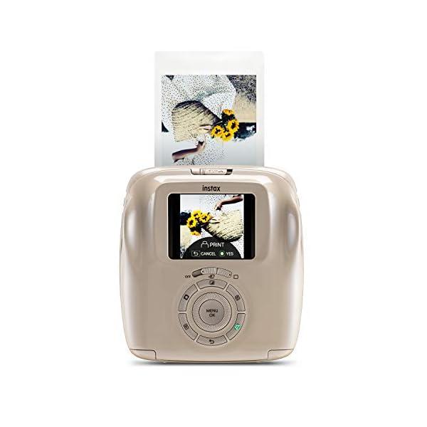 RetinaPix Fujifilm INSTAX Square SQ 20 Camera Beige WW