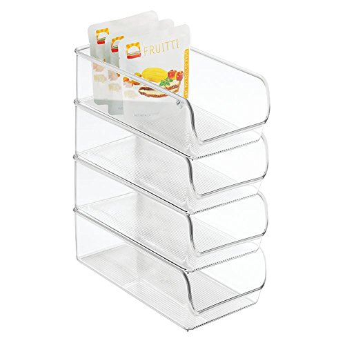 refrigerator and freezer drawers - 9