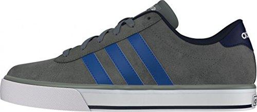 nbsp;Chaussures Gris Marine Daily adidas pour Bleu Homme Bleu nbsp;– 6avwz