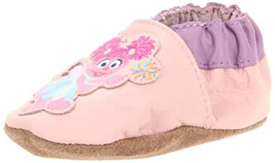 Amazon Com Robeez Soft Soles Touch Amp Feel Abby Cadaby