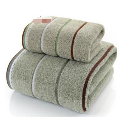 YUJIN@,Toallas de algodón Puro, Aumentar la Toalla de baño Toalla de Adultos