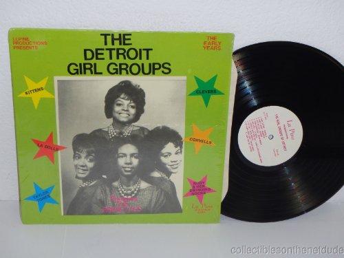 detroit girl groups LP ()