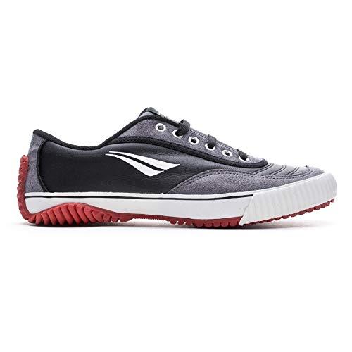 Penalty ATF Olé Brigao, Zapatilla de fútbol sala, Negra-Gris-Roja, Talla 40: Amazon.es: Zapatos y complementos