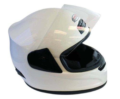 Price comparison product image Black Motorcycle Bike Helmet - Motorcycle Racing Helmet